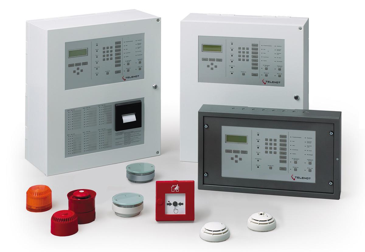 Brandmeldetechnik Alarmtechnik Rauchmelder